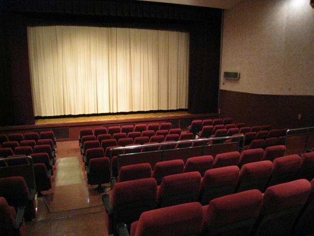 映画館の映写バイト