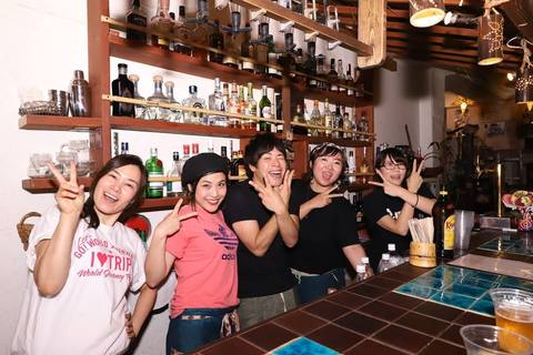 Cafe&Bar Ethical(カフェバー エシカル)の求人のイメージ