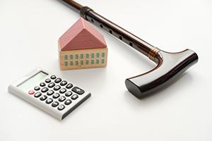 老人ホームの負担費用のイメージ