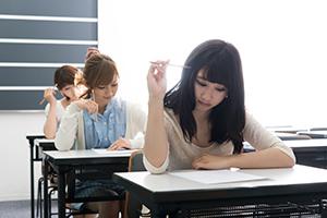 試験と傾向