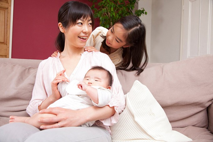 「子供の妊娠・出産・育児」が退職理由の例